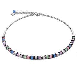 Coeur de Lion collier frontline pastell romantic multicolour
