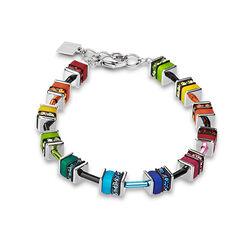 Armband multicolour van Coeur de Lion 4409-30-1500
