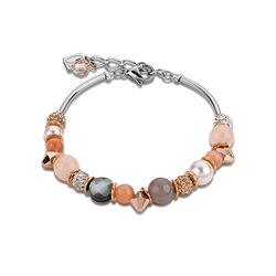 Coeur de Lion armband Peach 4864-30-0225