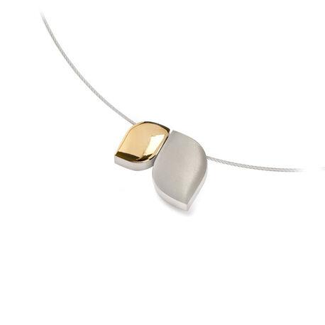 Boccia titanium bicolor tulp hanger 07009-01