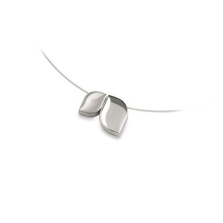 Titanium schuifhanger tulp Boccia 07099-02