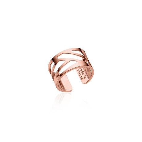 Rosé vergulden ring Ruban Les Georgettes