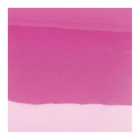 Inleg perspex roze voor ring Les Georgettes