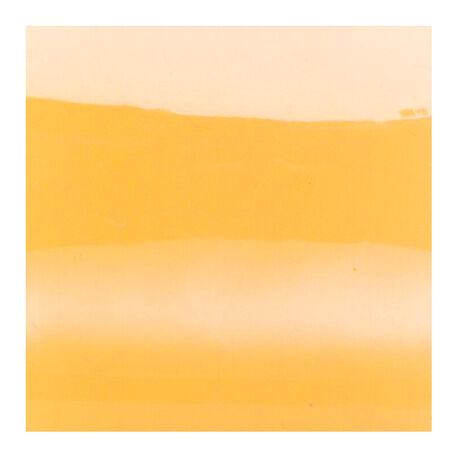 Inleg perspex oranje voor ring