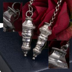 Zilveren breipendoppen 19e eeuws