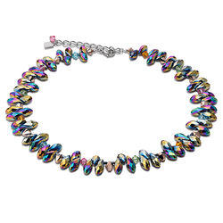 Coeur de Lion drops collier multicolor 4829101500