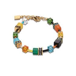 Coeur de Lion armband multicolor spring 2828-30-1557
