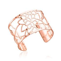 Les Georgettes 40 mm rosé armband Nenuphar