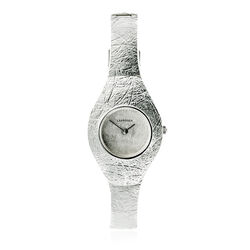 Lapponia horloge zilver Time Peace 668017