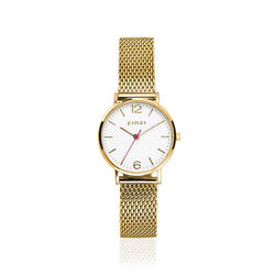 Zinzi Lady Watch verguld ZiW607m