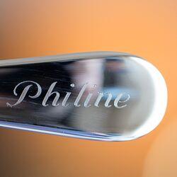 Gravering Philine