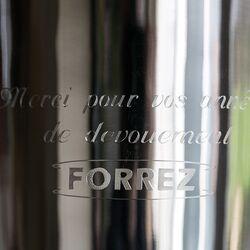Graveren logo Forrez