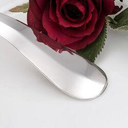 Model 1060 zilveren soeplepel