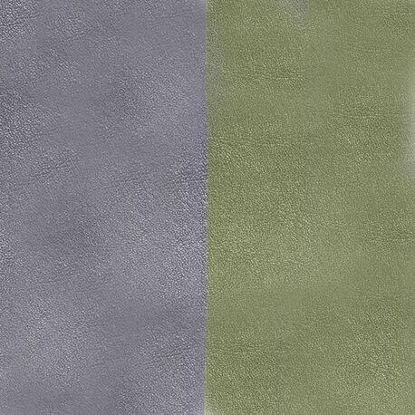 Les Georgettes 40 mm leertje Grijs en groen
