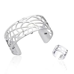 Les Georgettes Fougeres armband met ring