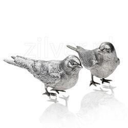 Stel Zilveren Zwaluwen