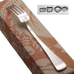 Zilveren Dinercouvert 21 Cm. Haags Lofje