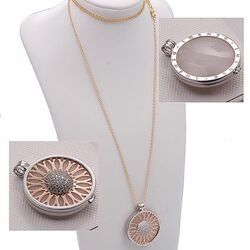 MY iMenso Complete Set 33mm Met Verguld Collier