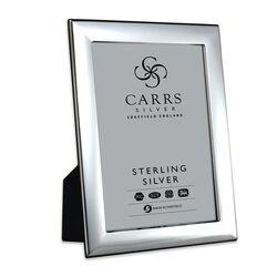 zilveren fotolijst 13 X 9 Carrs