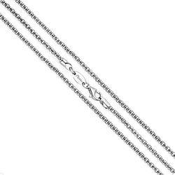 Zilveren ketting diabomba 80m MY iMenso 27-0035-80