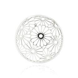 MY iMenso zilveren cover bloemen