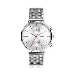 Zinzi Traveller stalen horloge ZIW702M