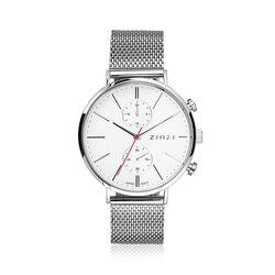 Zinzi stalen Traveller horloge ZIW706M