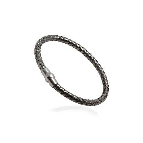 zilveren armband met magneetsluiting