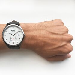 Boccia horloge 3606-01