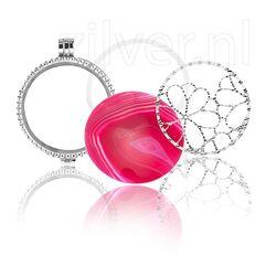 MY iMenso Complete Set Met Roze Agaat