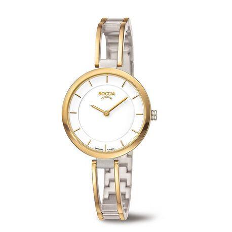 Boccia horloge 3264-03