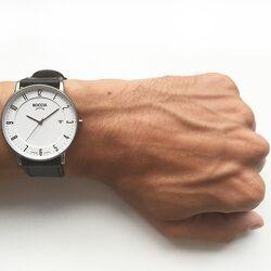 Boccia horloge 3607-02