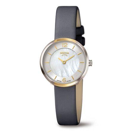 Boccia Horloge 3266-04