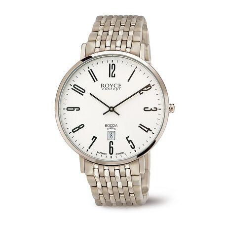 Boccia Royce horloge 3605-02