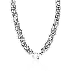 Zinzi zilveren gourmet collier ZIC1552