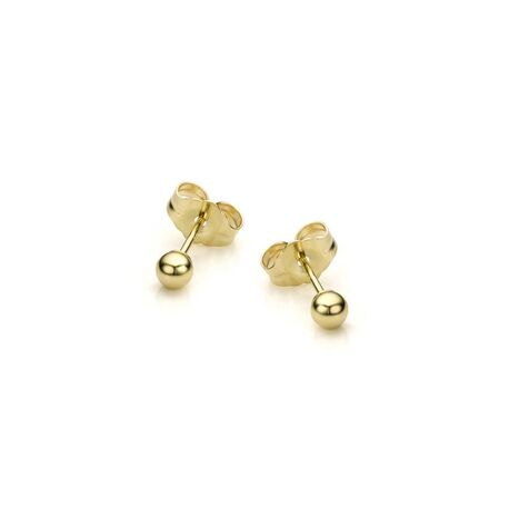 Gouden oorknopjes 0405803