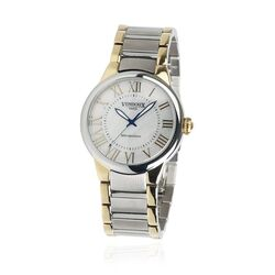 Vendoux bicolor stalen horloge The Oxford