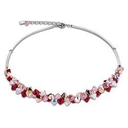 Coeur de lion collier rood roze 4884-10-0300