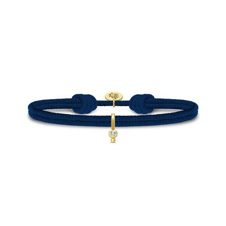 Julie Sandlau Charity armband nacy verguld zilver
