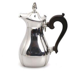 zilveren koffiekan bonebakker