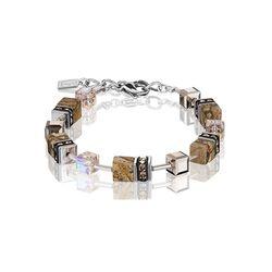 Coeur de Lion armband landsschapsjaspis 4018-30-1000