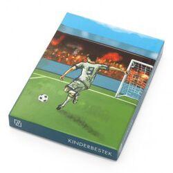 voetbal kinderbestek