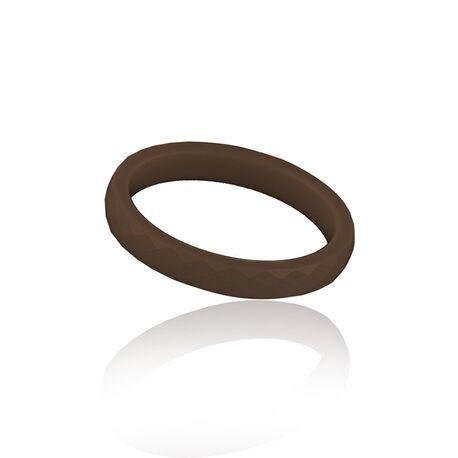 MY iMenso donker bruine ceramic ring 28-088