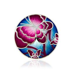 MY iMenso 33-1455 emaille roze blauw