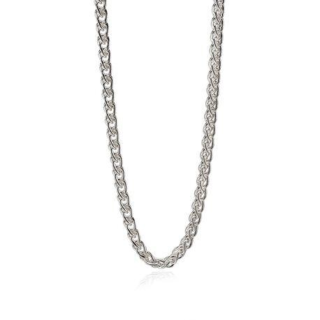 Fred Bennett zilveren spiga collier