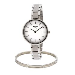 The perfect match! Boccia horloge met een gratis armband