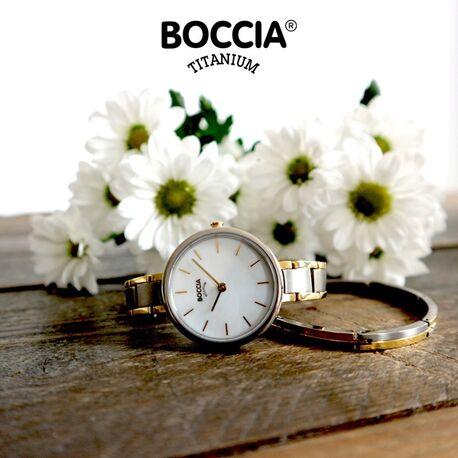 Moederdag aanbieding Titanium horloge + gratis armband