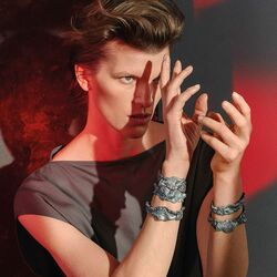 Lapponia 667896 The Kuu armband van Martin Weckström