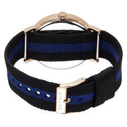 Vaderdagactie! Esprit herenhorloge blauwe band