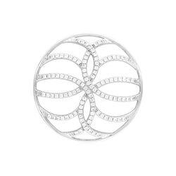 MY iMenso zilveren cover spinnenweb 33-1433